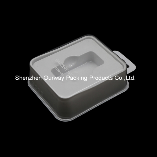 PET Mobile Battery Packaging Blister